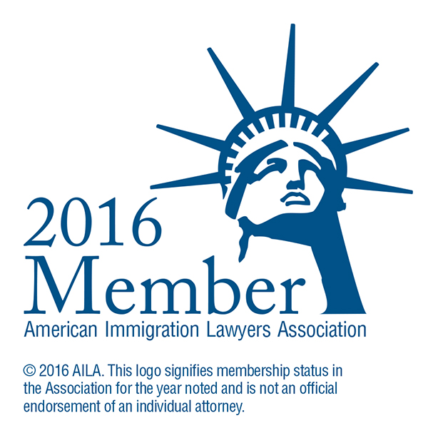 2015 Member of American Immigration Lawyers Association